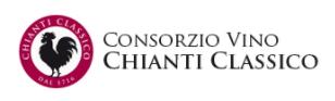 Étiquette du Consorzio Vino Chianti Classico
