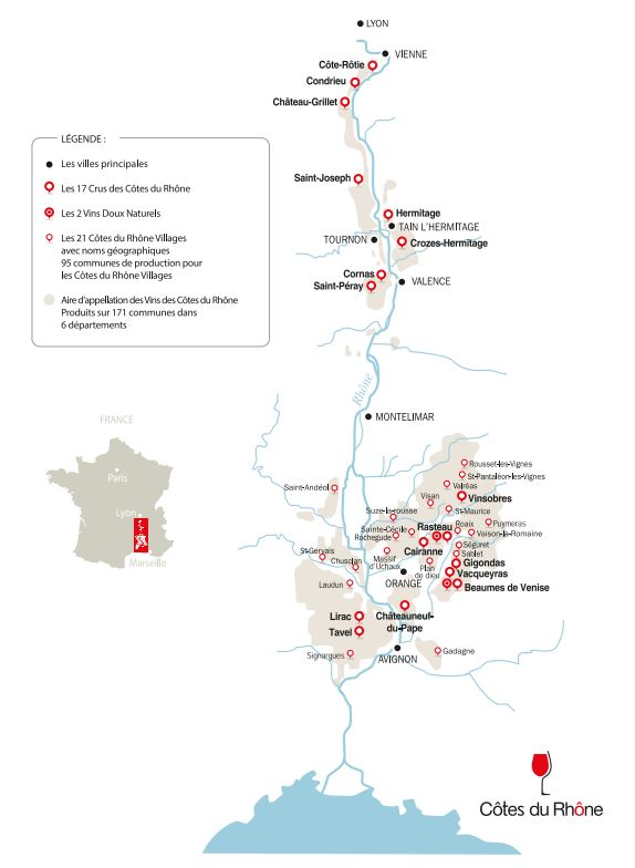 Findabottle_Carte-Vignobles_Vallée-du-Rhone