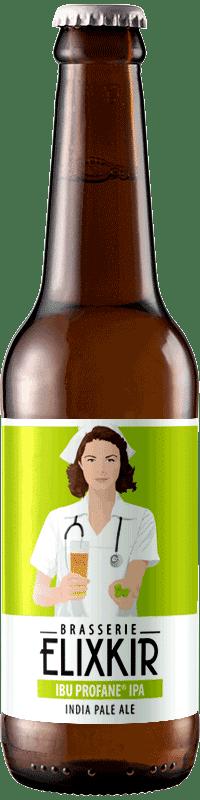 Bière Artisanale Ibu Profane IPA Brasserie Elixkir