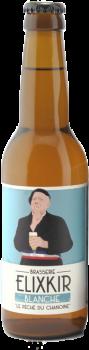 Brasserie Elixkir Le péché du Chanoine Bière Blanche Find A Bottle