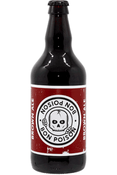 Brown Ale brasserie Bon Poison Find A Bottle