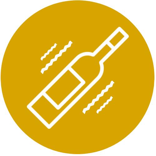 Les vibrations sont néfastes pour le vin