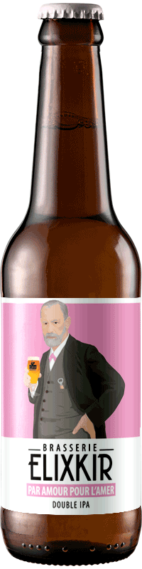 Bière Artisanale Par Amour pour l'Amer Brasserie Elixkir