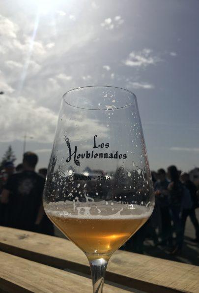 Soleil aux houblonnades de Dijon