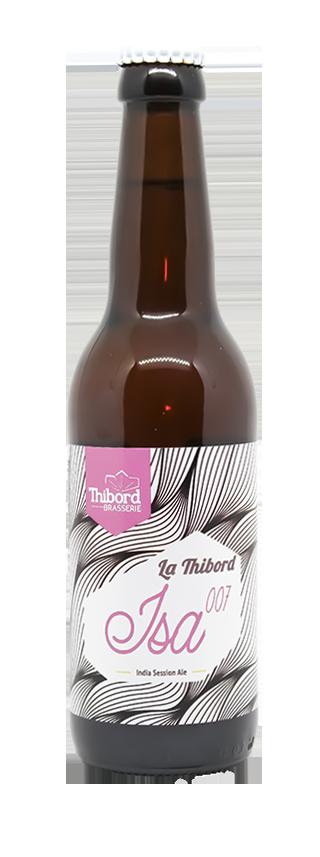 Brasserie Thibord Bière Isa 007 Find A Bottle