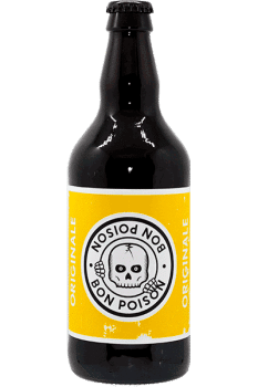 Golden Ale brasserie Bon Poison Find A Bottle
