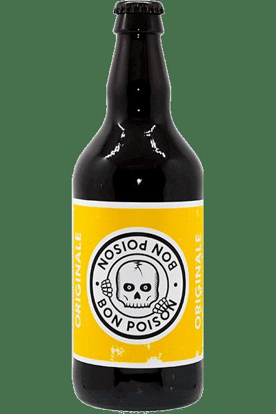Golden Ale brasserie Bon Poison Find A Bottle