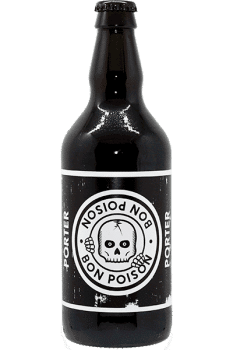 Porter brasserie Bon Poison Find A Bottle
