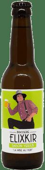 Brasserie Elixkir La Mise au Vert Bière Saison Verjus Find A Bottle