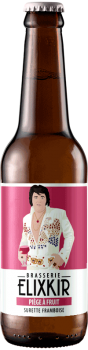 Bière Artisanale Surette Framboise Brasserie Elixkir