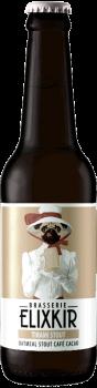 Bière Artisanale Tirami Stout Brasserie Elixkir