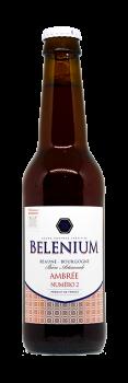 bière ambrée numéro 2 brasserie Belenium
