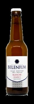 bière blanche numéro 3 brasserie Belenium