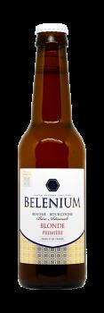 bière blonde première brasserie Belenium