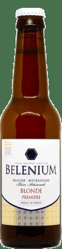 bière blonde premiere brasserie Belenium