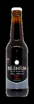 bière brune numéro 4 brasserie Belenium