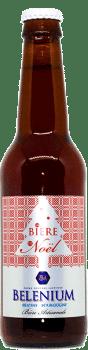 bière de noël brasserie Belenium