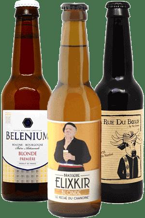 Coffret bières Bourgogne find a bottle