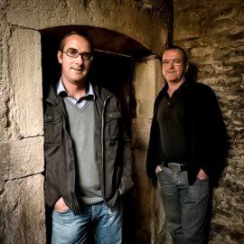 Claude et Hervé Muzard