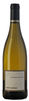 Saint Péray 2017 du domaine Julien Pilon