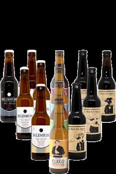 Box bières Bourgogne find a bottle