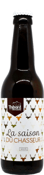 Brasserie Thibord Saison du Chasseur Find A Bottle