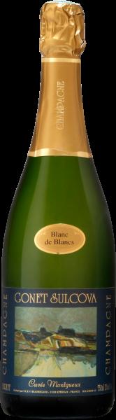 Champagne Blanc de Blancs Montgueux Gonet Sulcova