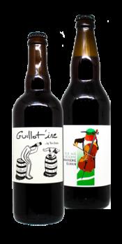 Coffret de bières artisanales Brasseries Bourgogne