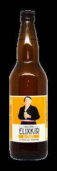 Bière Blonde péché chanoine brasserie Elixkir