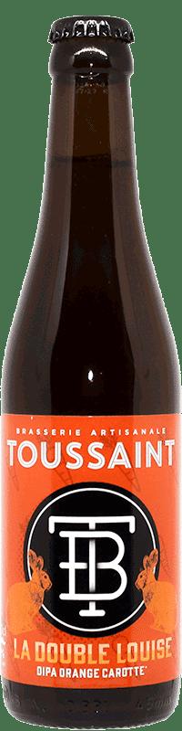 bière Double Louise brasserie Toussaint