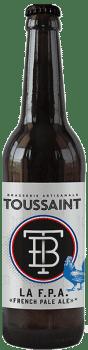 bière French Pale Ale brasserie Toussaint