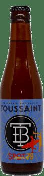bière Spot 78 brasserie Toussaint