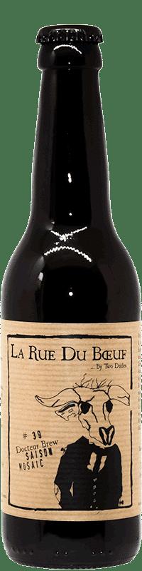 Bouteille de bière Dr Brew Brasserie Two Dudes