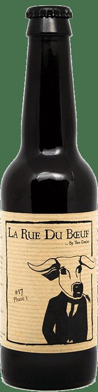 Bouteille de bière Phase 1 Brasserie Two Dudes