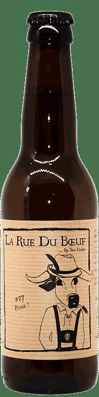 Bouteille de bière Prosit Brasserie Two Dudes