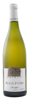 Rully Blanc Premier Cru Grésigny du domaine Michel Briday