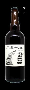 Bière Guillotine two dudes