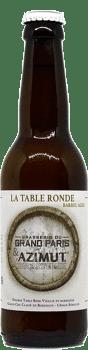 BOUTEILLE TABLE RONDE BRASSERIE DU GRAND PARIS AZIMUT