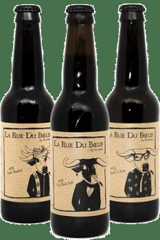 Coffret de bières artisanales Brasserie Two Dudes