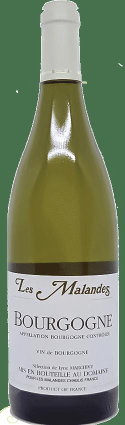 Bourgogne Côtes d'Auxerre du Domaine des Malandes