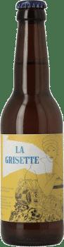 Bouteille de bière La Grisette Brasserie La Montreuilloise