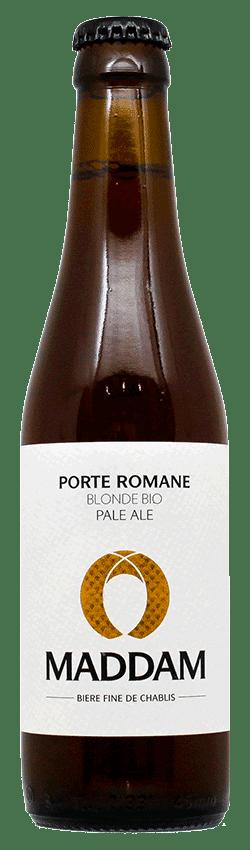 Bouteille de bière Pale Ale Brasserie Maddam