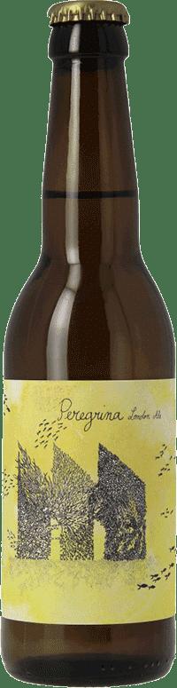 Bouteille de bière Peregrina Pale Ale Brasserie La Montreuilloise