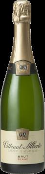 Bouteille de Crémant de Bourgogne Vitteaut Alberti