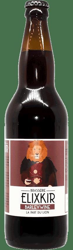 Brasserie Elixkir La part du lion Barley Wine Find A Bottle