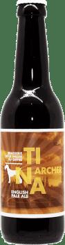 Bouteille de bière Tina Archer Brasserie de la vallée du Giffre