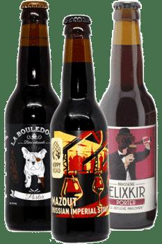Coffret de 6 bouteilles de bières Saint Patrick