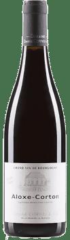 Bouteille de vin Aloxe Corton Vieilles vignes du Domaine Cornu