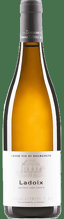 Bouteille de vin Ladoix Blanc du Domaine Cornu