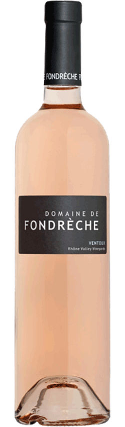 Ventoux Rosé du Domaine de Fondrèche